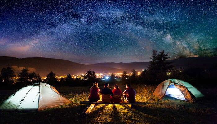 About Bhandardara Camps And Its Experience